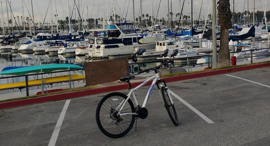 Alamitos Bay Parking Lot